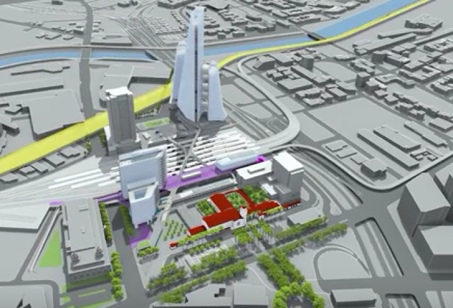 Metro's New Vision for Union Station