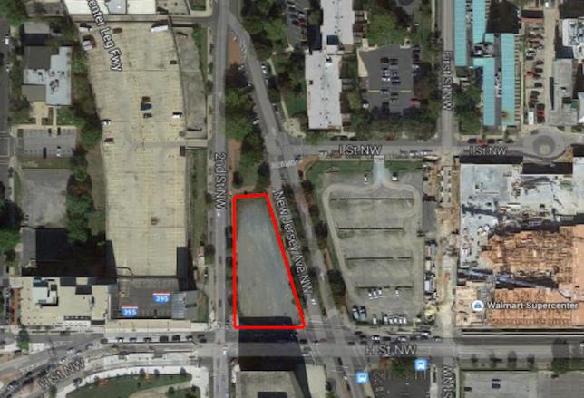 Three Options for DC's Capitol Vista Site