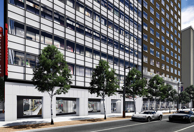 NewcrestImage Lands $36M to Start Hotel Conversion at Mercantile Commerce Building
