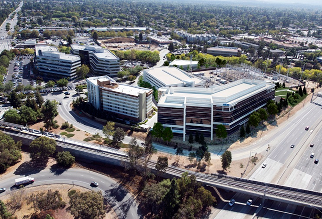 Carlyle JV Going Spec on Campbell Office Project