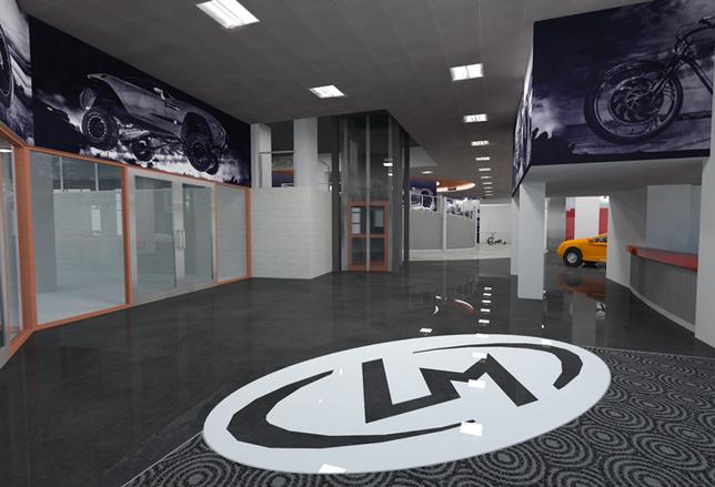 How L.F. Jennings Built Local Motors' Car Dealership of the Future