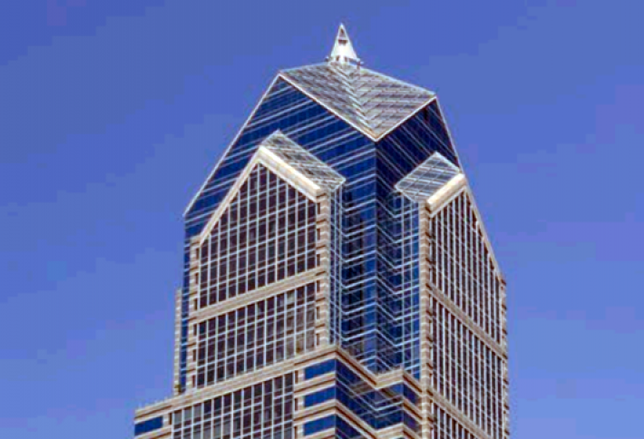 Two Liberty Place Office on the Market