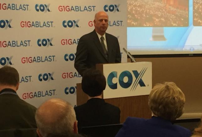 Fairfax County Gets Lightning Fast Internet
