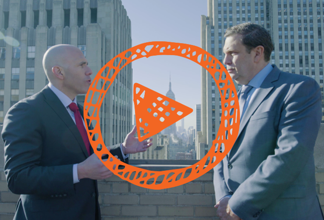 BisnowTV Exclusive: One-on-One With RXR's Scott Rechler