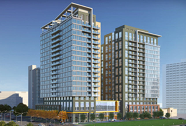 LCOR Closes On $100M Construction Loan For The Altaire
