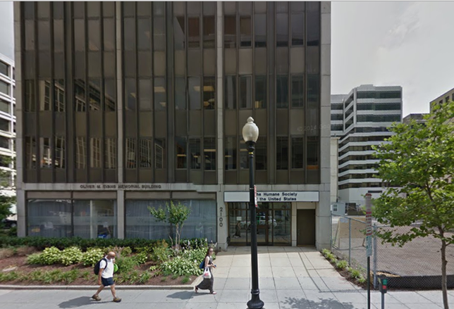 Akridge Buys Humane Society HQ, Planning Another Trophy Office Building