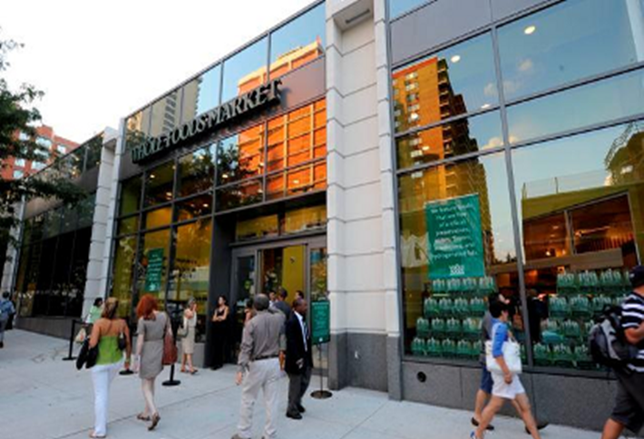 Whole Foods Has Wall Street In Its Sights