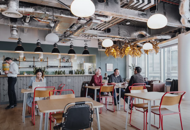 WeWork's London Expansion Checked As Deals Cancelled