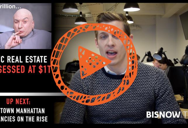 BisnowTV: New York Real Estate Morning Update
