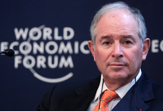 Davos Coverage: Market Turmoil Is A Fresh Opportunity For Us, Blackstone Says