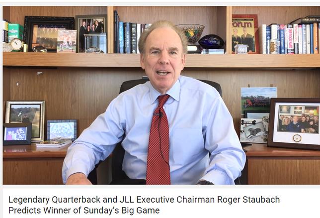 Roger Staubach's Super Bowl Pick: The Broncos