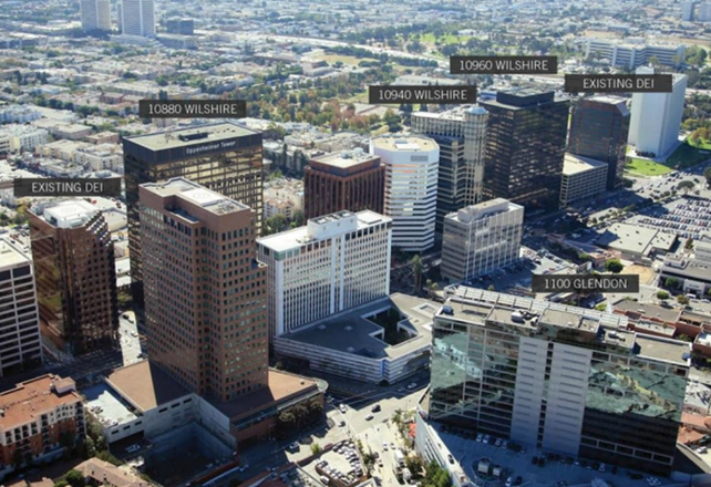 Blackstone Sells 4 Office Towers To Douglas Emmett For $1.34B