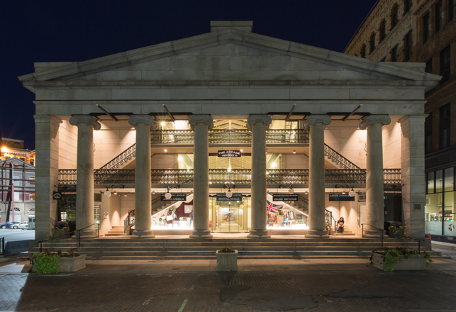 America's First Ever Shopping Mall Becomes Micro-Unit Development