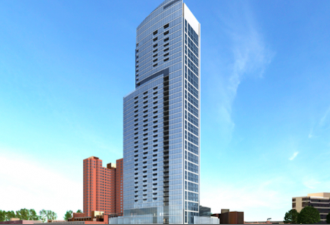 400-Unit Light Street Luxury Apartment Tower To Break Ground Next Month