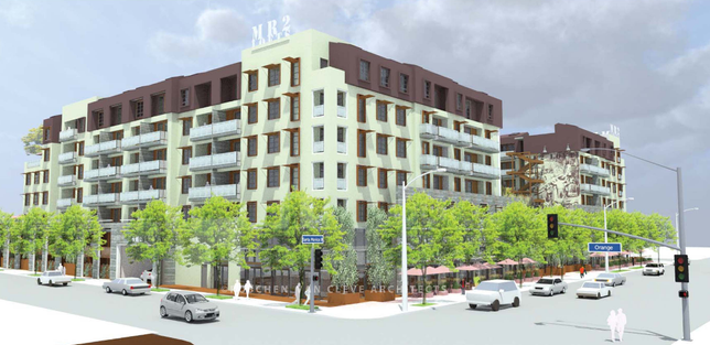 Mixed-Use Development Planned For Santa Monica Boulevard In Hollywood