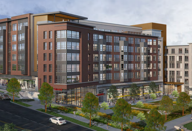 346-Unit Columbia Pike Development Approved