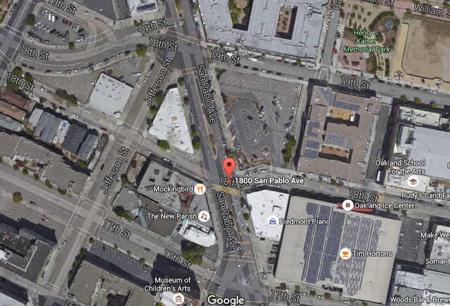 City Of Oakland Plans To Sell Last Major Parcel For Downtown Development