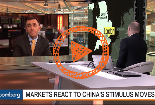 VIDEO: Is China's Reserve-Ratio Cut A Game Changer?