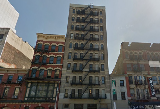 14-Story, 200-Key Hotel Coming To 225 Bowery