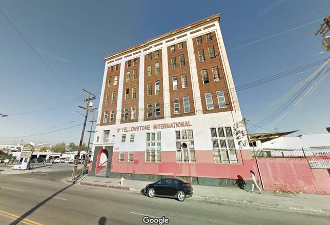A Look At The Under-Construction Soho Warehouse