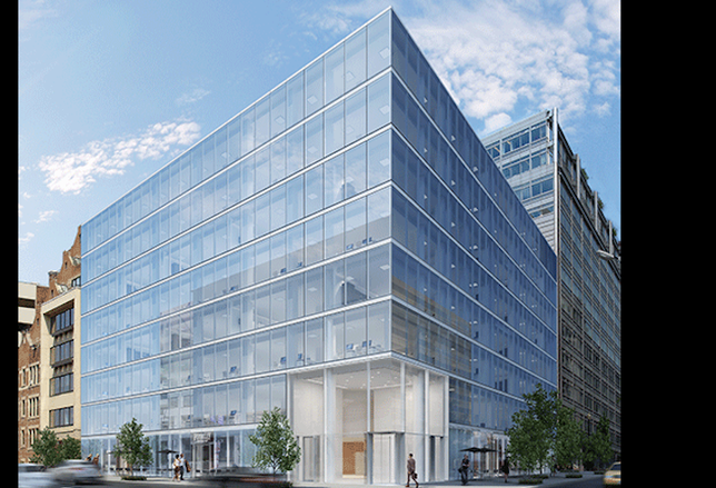 Tishman Speyer Is Quietly Developing A Trophy Office Building Downtown