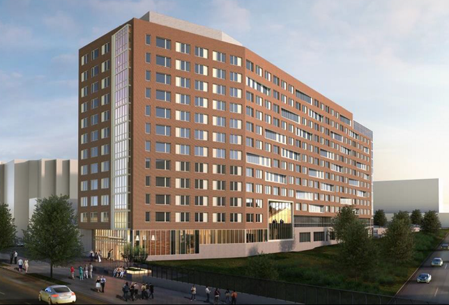 Golden Rule, Mission First, Henson To Bring New Affordable Units To Mt. Vernon Triangle