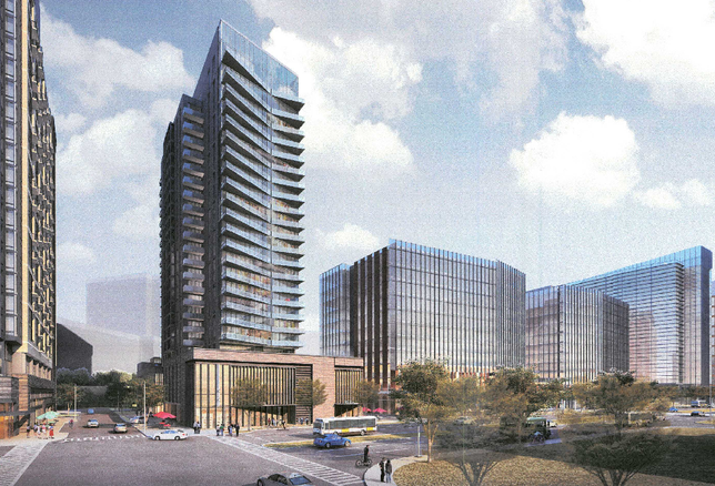 Tysons Luxury Condo Tower Gets Approved By Fairfax Government