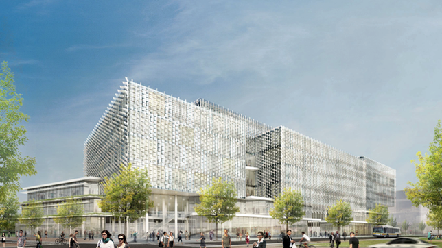 Harvard's Planning New Science And Engineering Complex
