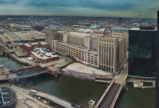 Old Main Post Office, Chicago