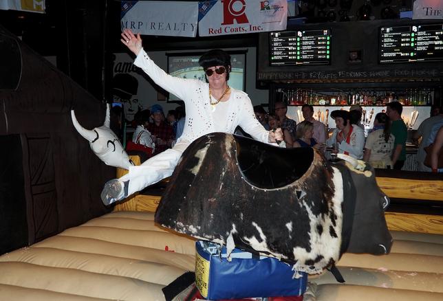 Photos: Annual Pub Games For SED Center Raise $130k