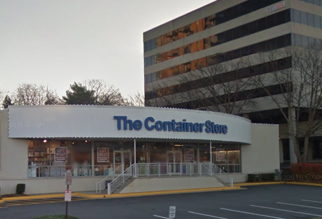 The Container Store Could Anchor Ground Floor Of Tysons West Phase 2 Building