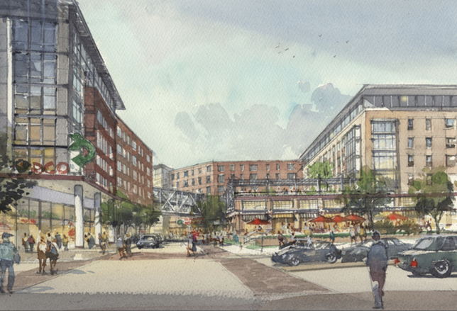 $110M Mixed-Use Project On Tap At Southern Edge Of UMD