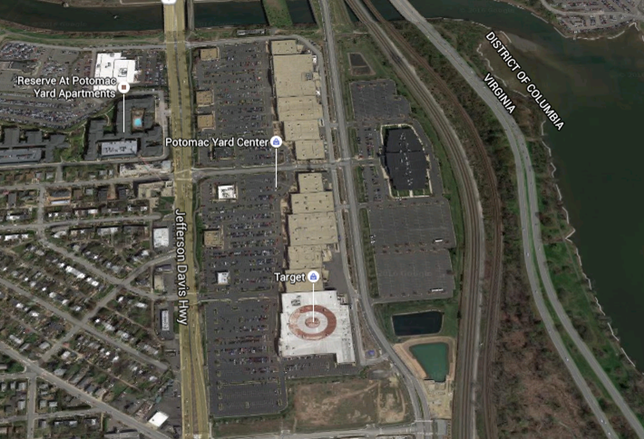 JBG Planning 1.2M SF Mixed-Use For Initial Phase Of North Potomac Yard Redevelopment