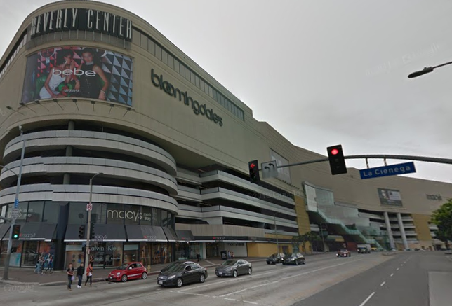 $500M Renovation Project Kicks Off At The Beverly Center