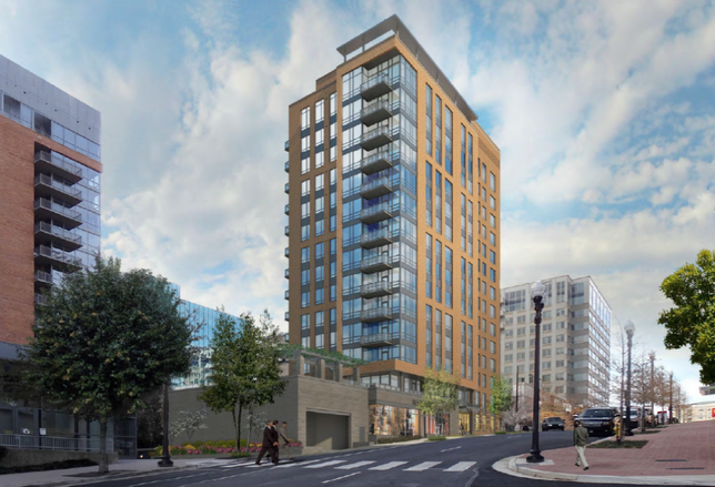 2000 Clarendon Rendering Arlington
