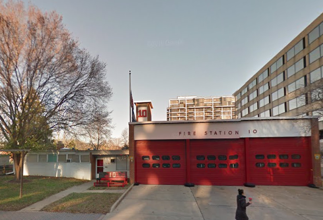 1579 Wilson Rosslyn Fire Station