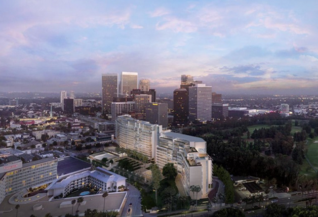 One Beverly Hills, LA