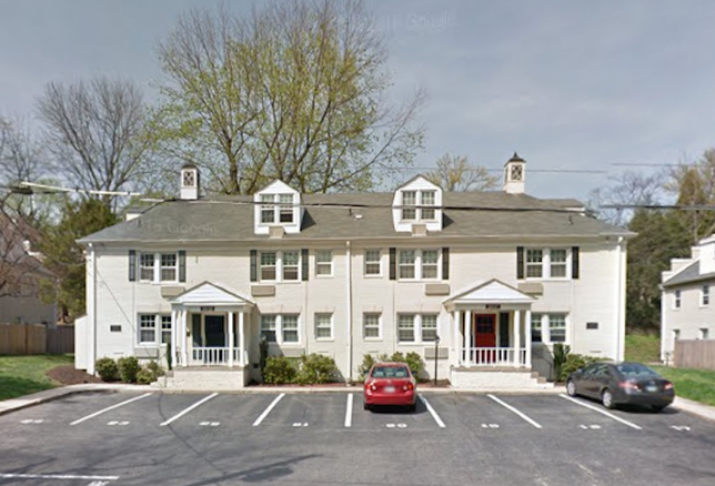 Newdale Mews Apartments Chevy Chase
