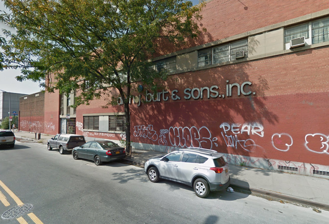 Normandy-Led Group Puts 130k SF Bushwick Warehouse Up For Sale