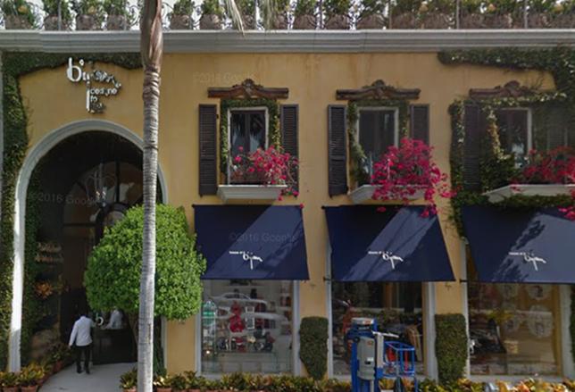 Bijan Store in BH, CA