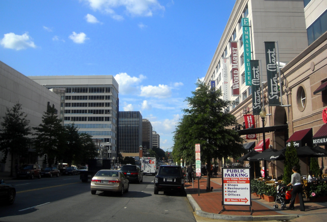 What's Missing From Tenleytown And Friendship Heights?
