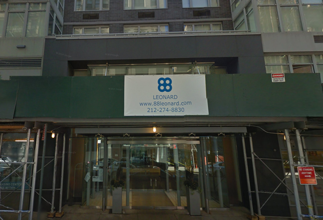 Jamestown Acquires 88 Leonard St For $240M