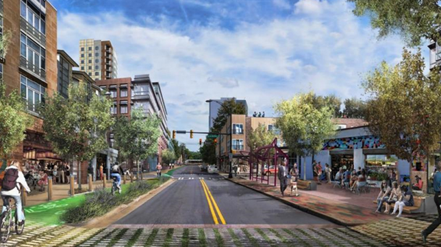 North Tryon Vision & Implementation Plan Gets Green Light