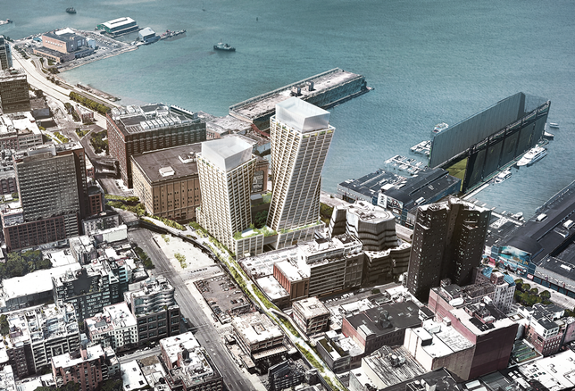 HFZ Closing In On $1.2B In Construction Financing For The Eleventh Megaproject