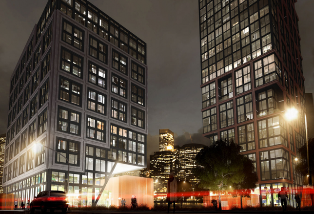 Plans Filed For Two Residential Towers At Brooklyn Bridge Park