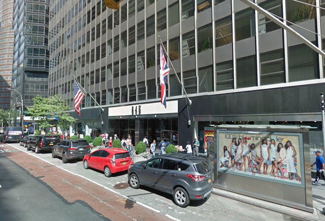 Modell's Takes Over Sports Authority's Digs At 845 Third Ave