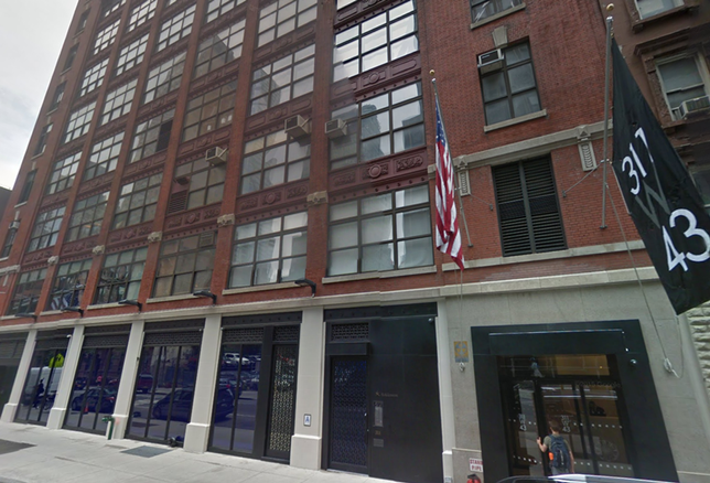 WeWork Takes Five Floors At William Macklowe's 311 West 43rd St