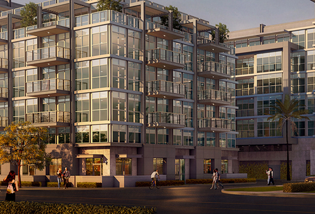 Irvine Condo Complex, MVE Architects