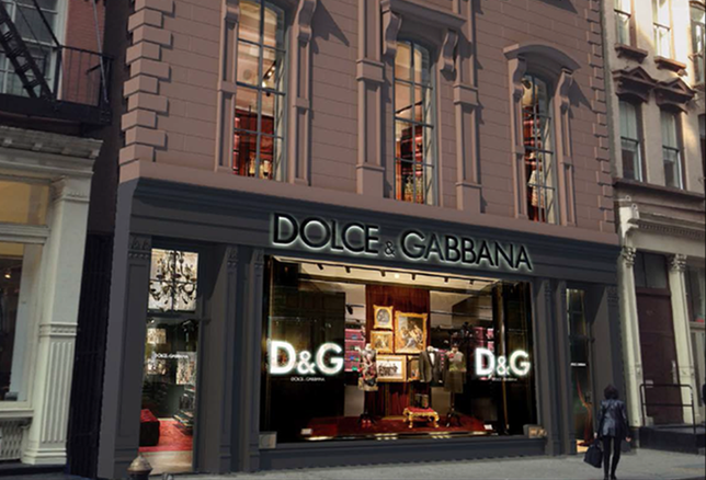 ASB Acquires Majority Stake In Dolce & Gabbana's Flagship For $93M