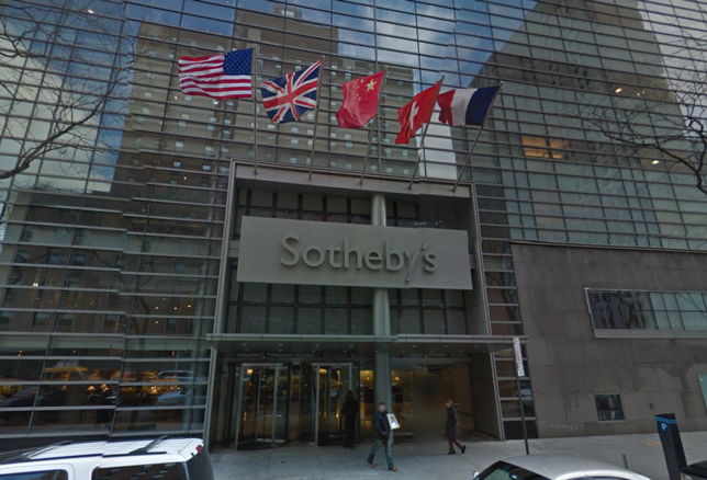 Sotheby's Cancels Move Plans And Takes HQ Off The Market